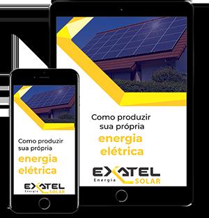 e-Book Exatel Produza sua própria energia elétrica