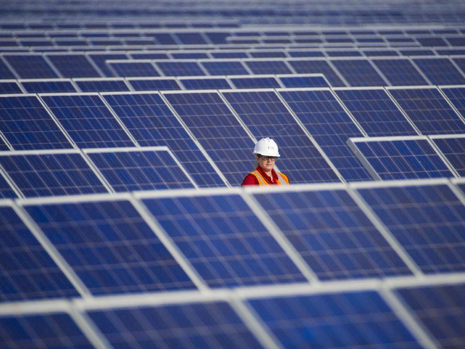 Potencial brasileiro para produção de energia solar