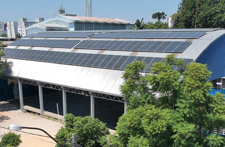 Projeto Campo Bom - Exatel Energia Solar