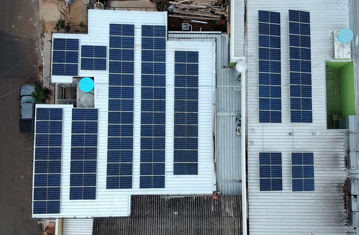 Projeto Churras do Alemão - Exatel Solar